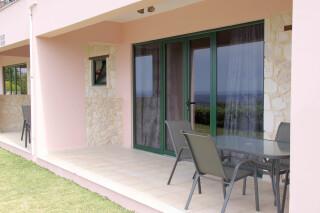 garden view suite 4 pax sarantos exterior