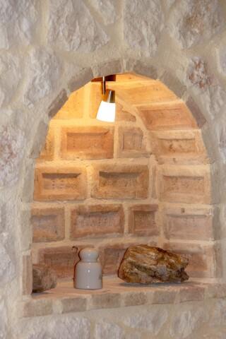 garden view suite 4 pax sarantos stone built