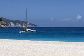 kefalonia sarantos pool suites sailing