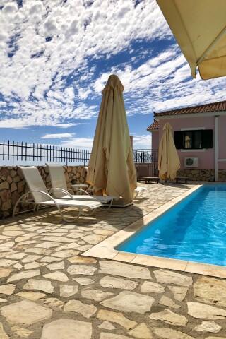 pool bar sarantos pool suites area
